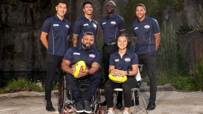 2020 AFL Multicultural Ambassadors Announced