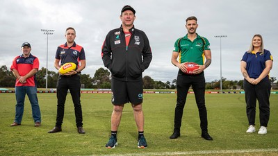 Vic community coaches get tips from the top