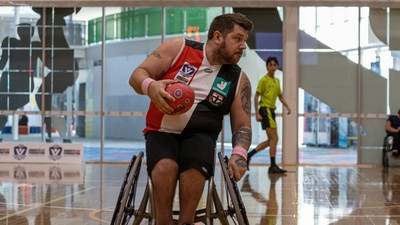 Victorian Wheelchair Football League Returns for 2021