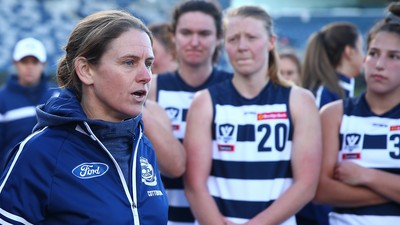 Female coach development in focus