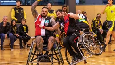 Saints, Pies remain unbeaten in wheelchair league