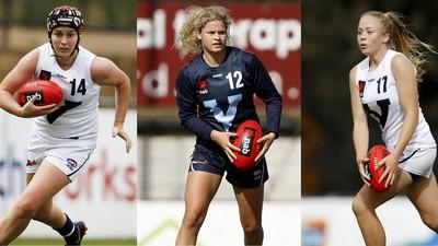 Vics dominate AFLW U19 All-Aus team