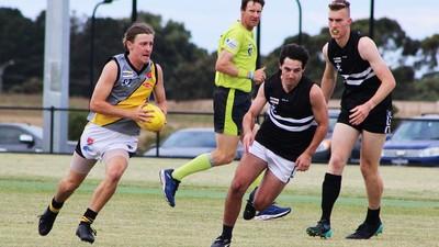 Community football returns in Regional Victoria