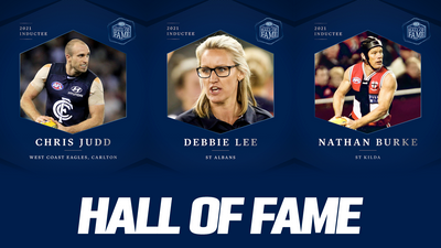 Victorians—Lee, Judd and Burke—inducted into Hall of Fame
