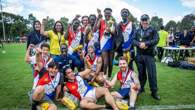 CMSport launched to boost inclusion for multicultural youth in Vic