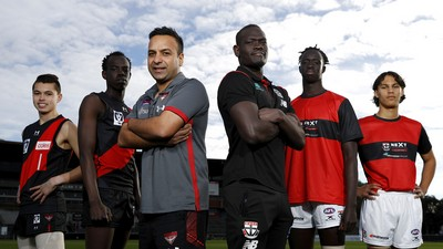 Lok inspires next generation of multicultural footballers