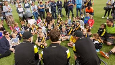 2019 AFL Community Camps