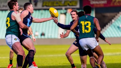 VIC METRO DEFEATED BY TASMANIAN STATE LEAGUE