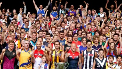 2019 AFL VOLUNTEER OF THE YEAR NOMINATIONS