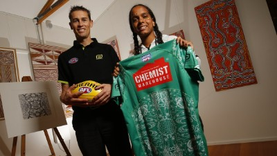 AFL Umpires to don Indigenous shirt